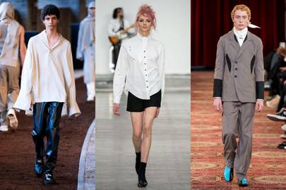 Art thou down for the Edwardian shirt trend?