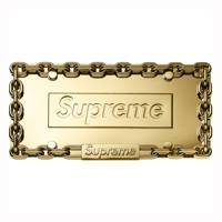 Chain License Plate Frame