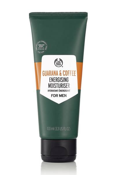 Guarana and Coffee Energising Moisturiser by The Body Shop