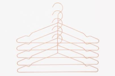 Cos x Hay metal hangers