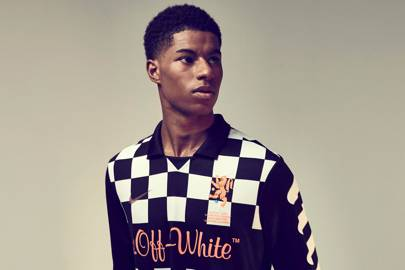 e2775bcc7 Exclusive  Marcus Rashford teams up with Off-White and Nike