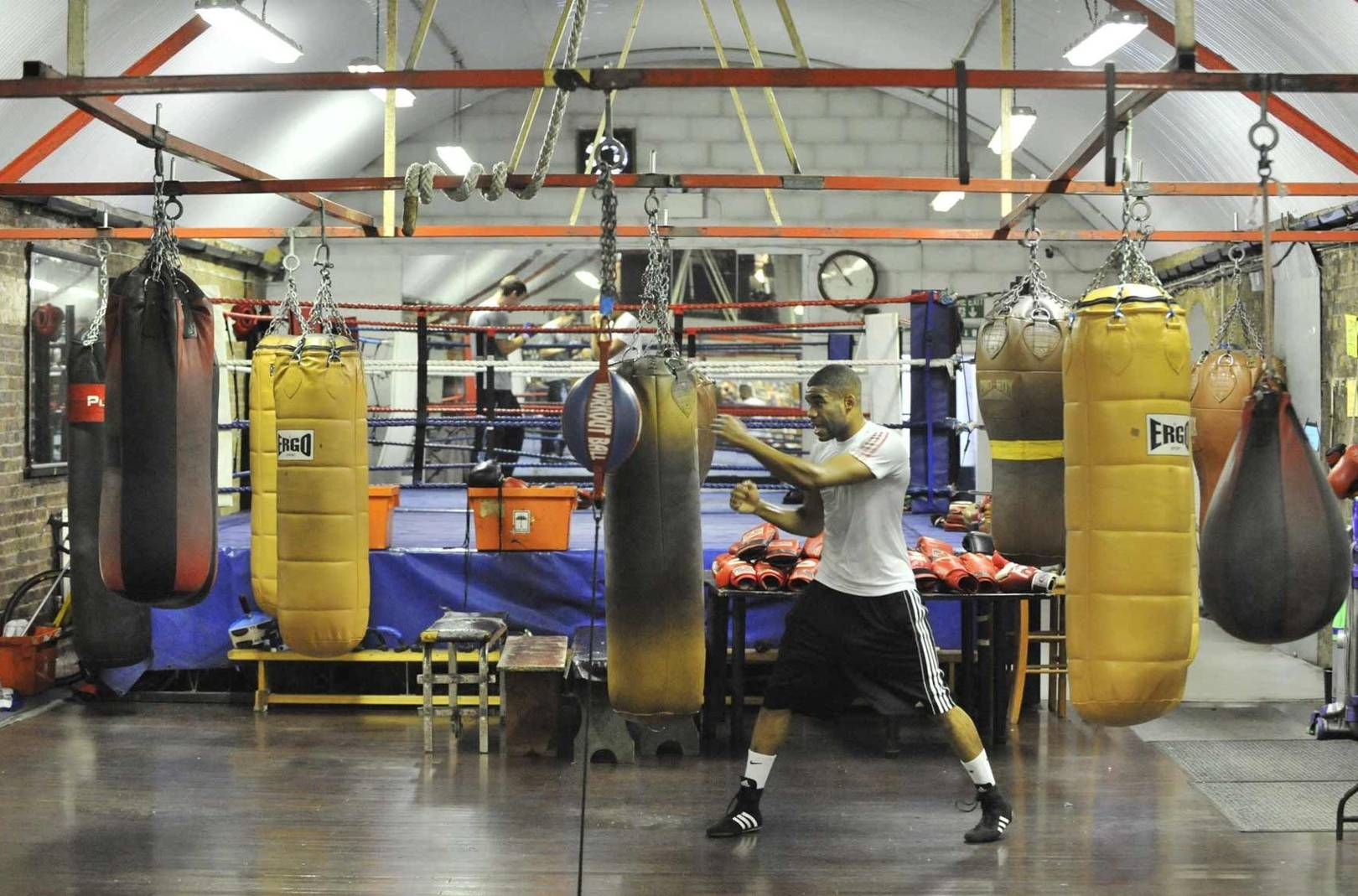 Londons Best Boxing Gyms