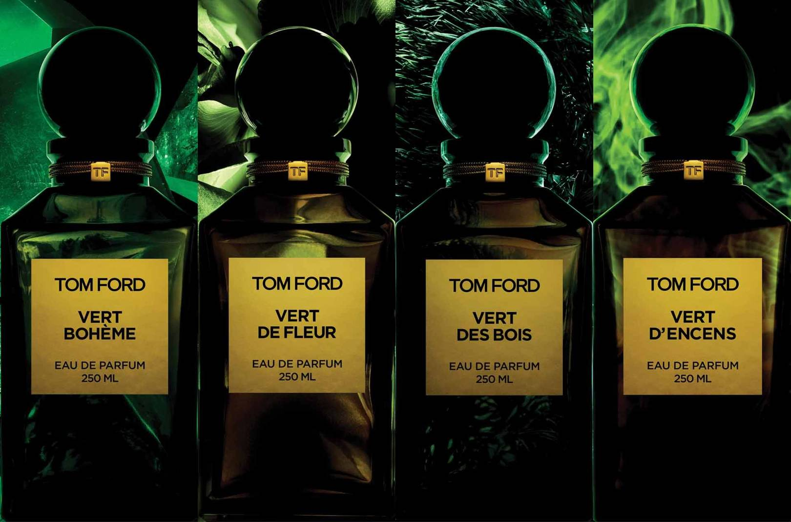Tom Ford Goes Green Private Blend Les Extraits Verts Fragrance