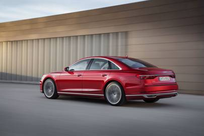 Audi A Preview The Most Technologically Advanced Limo Ever - Where are audis made