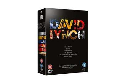 David Lynch box-set