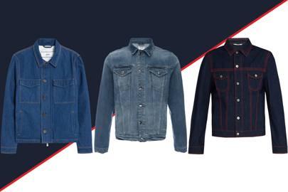 Best Denim Jackets For Men British Gq
