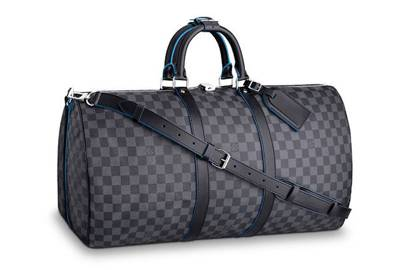 Keepall Bandoulière 55 by Louis Vuitton