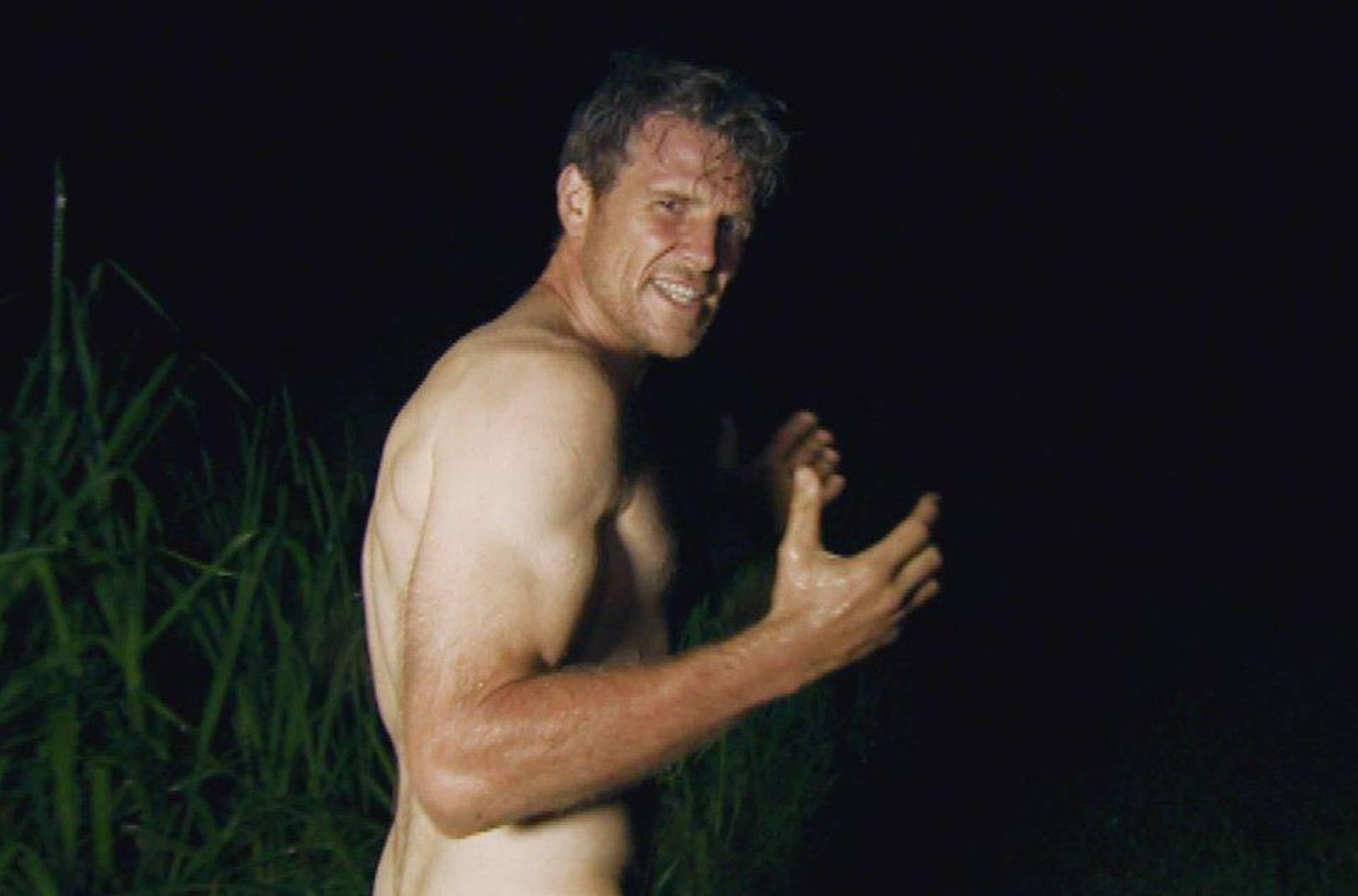 ff91e246733 Back and shoulder workout with James Cracknall