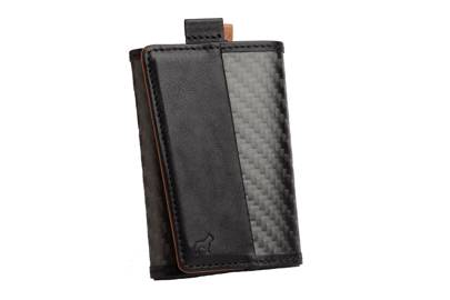 The Carbon Speed Wallet by The Frenchie Co.