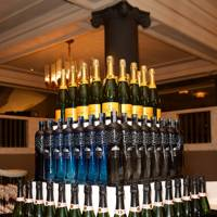 Veuve Clicquot sponsored the awards