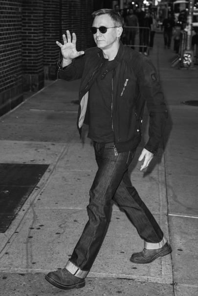 36.Daniel Craig