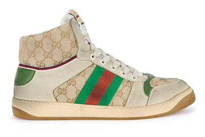 Screener GG trainers by Gucci