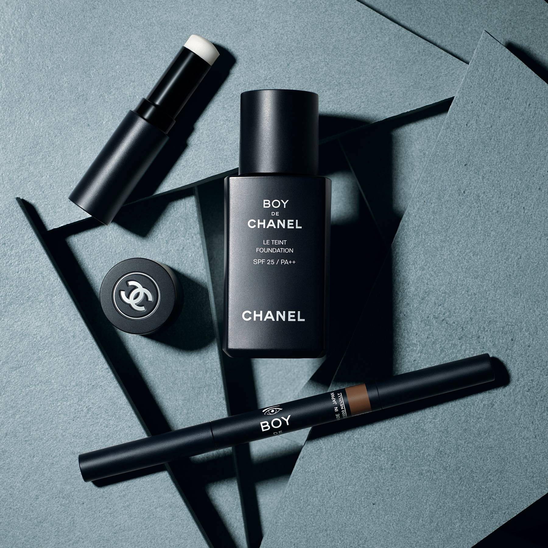 4a7f02ae378c Boy De Chanel: GQ puts the Chanel make up for men to the test | British GQ