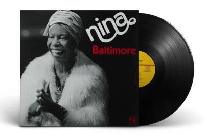Baltimore By Nina Simone (CTI, 1978)