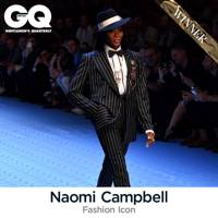 Naomi Campbell - Fashion Icon