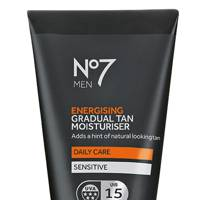 Energising Gradual Tan Moisturiser for Men by No7