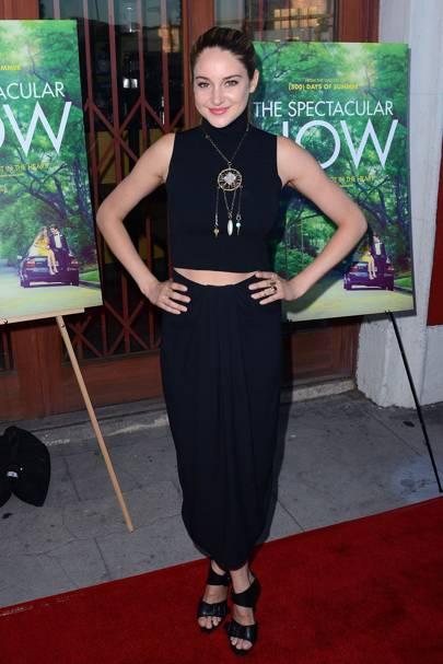 16. Shailene Woodley