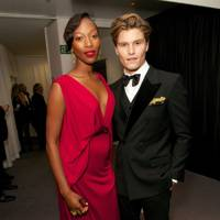 Vanessa Kingori and Oliver Cheshire