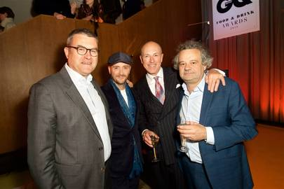 See all the photos from the GQ Food & Drink Awards 2019