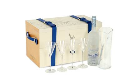 Grand Explorer Martini set by Hannah Martin