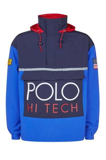 Hi-tech windbreaker by Polo Ralph Lauren