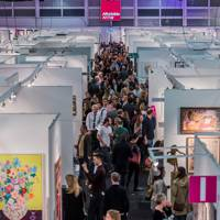 2) Thursday 18 – Sunday 21 October. Affordable Art Fair
