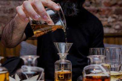 Chivas whisky experience