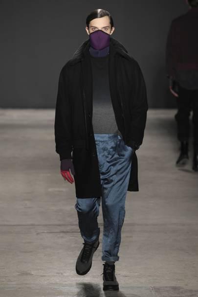 Robert Geller Autumn/Winter 2017 Menswear show report ...