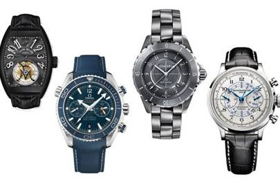 d1b2efbae92 The GQ Watch Guide  the best men s watches for 2012