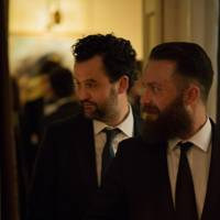Daniel Mays and Eran Creevy