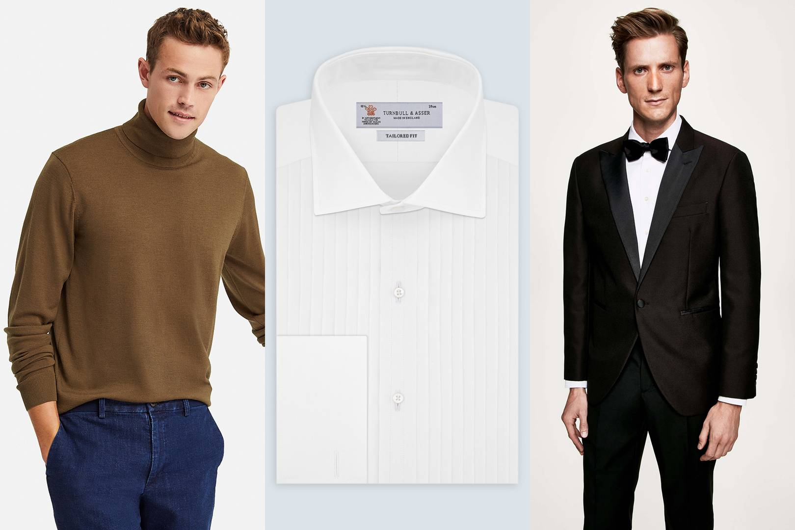 how to dress for your office christmas party british gq