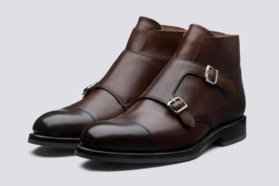 3. The Monkstrap Boots
