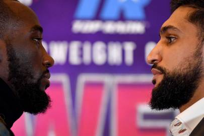 Amir Khan v Terence Crawford: betting tips & best odds