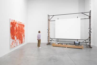 Ongoing: Liu Xiaodong: Weight Of Insomnia at Lisson Gallery