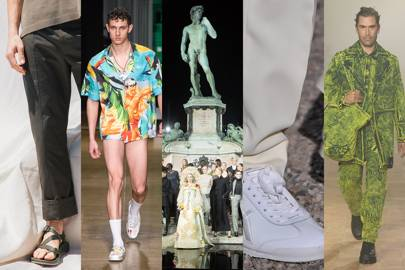 All the style lessons we learnt from Pitti Uomo SS20