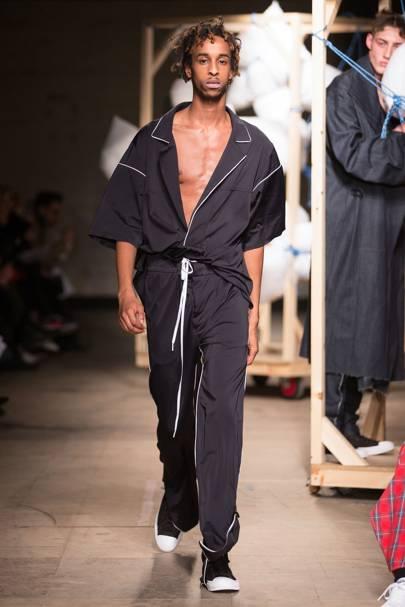 AW17: Pyjamas you can wear after sunrise