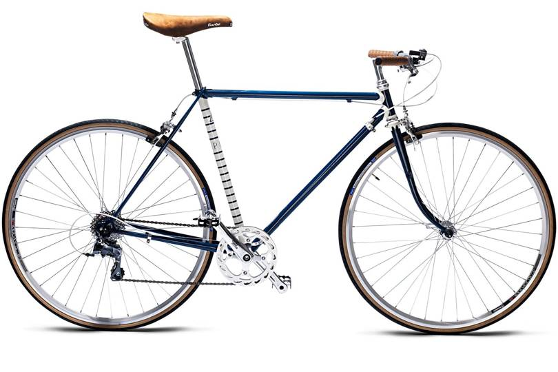 how to build a beautiful classic bicycle british gq. Black Bedroom Furniture Sets. Home Design Ideas