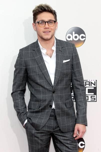 Niall Horan, singer