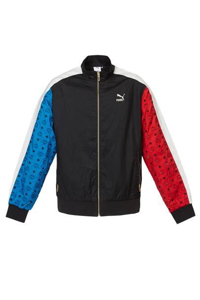 Jacket by MCM X Puma