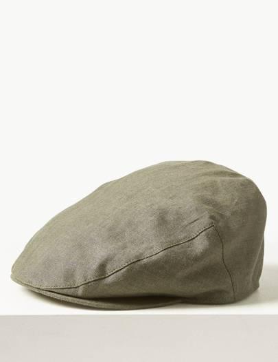 Marks & Spencer flat cap