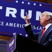 June 2015: Trump announces he will run for President