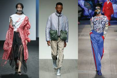 The Designers To Watch At London Fashion Week Men S Ss19 British Gq