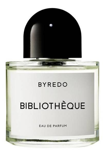 Bibliotheque eau de parfum by Byredo