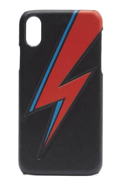 The Case Factory Bowie Lightning iPhone X Case