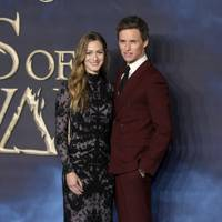 Loving colour combinations at the Fantastic Beasts: The Crimes Of Grindelwald London premiere