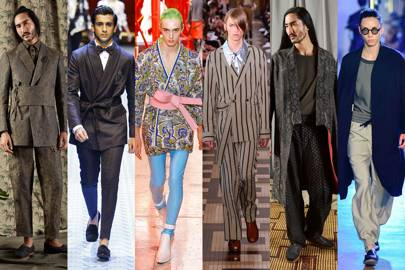 9. Your tailoring should be wrap-around