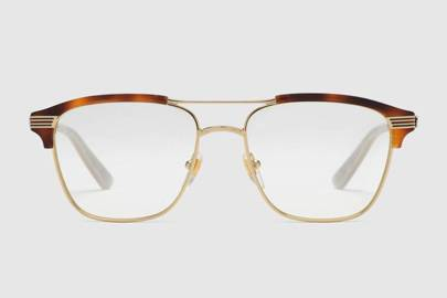 Glasses by Gucci