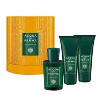 Colonia Club gift set by Acqua di Parma