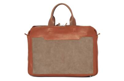 35. The Scott briefcase by Bill Amberg