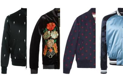 Best embroidered bomber jackets for men this winter | British GQ